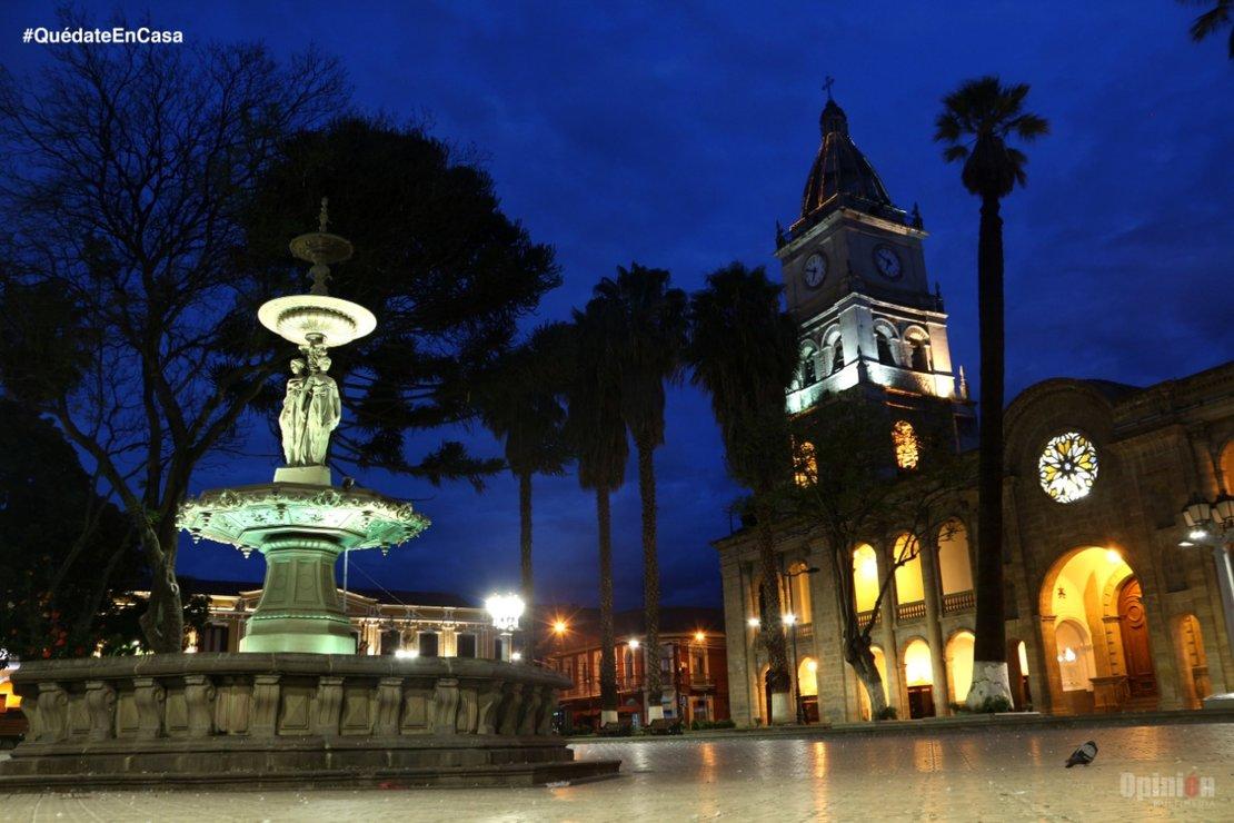 Asi Vivió Cochabamba Su Primera Noche De Cuarentena Total álbums Opinión Bolivia