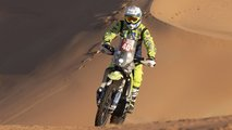 Fallece Edwin Straver, el corredor de motos accidentado en el Rally Dakar
