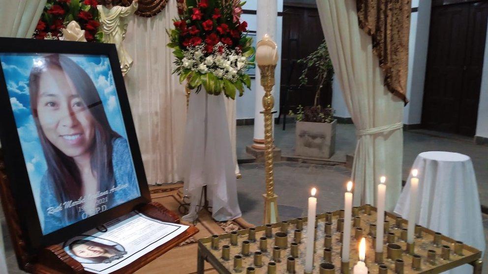 Muere Ruth Orellana, bombero voluntaria, mientras combatía el incendio en  Melga esta jornada - Cochabamba - Opinión Bolivia