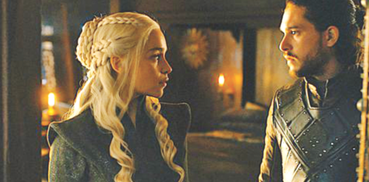 """Game of Thrones"", favorita a los Emmy"