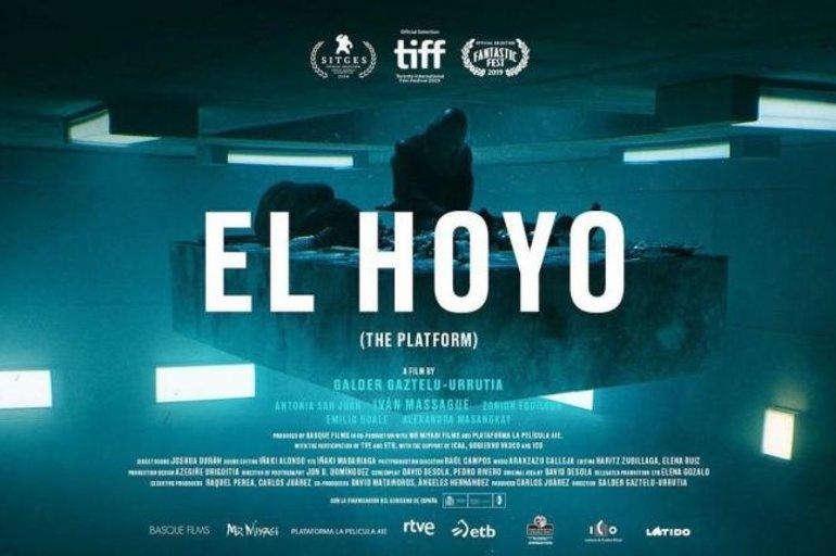 """La película vasca """"El hoyo"""", número uno en Netflix en Estados ..."""