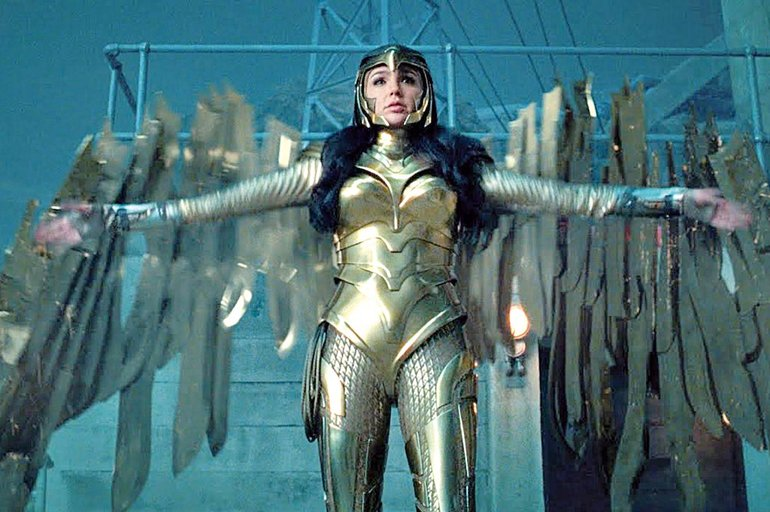 "Fotograma de ""Wonder Woman 1984"". WARNER BROS"