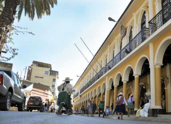 Quillacollo Una Ciudad Industrial Que Crece Cochabamba Opinion Bolivia
