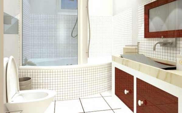 Decorado y distribución óptimos del cuarto de baño