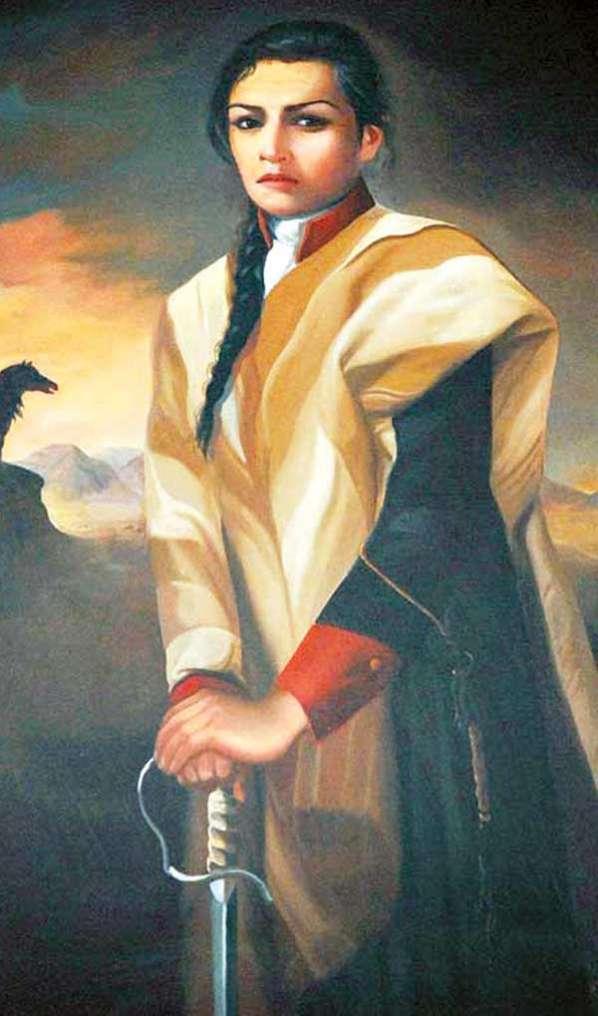 Juana Azurduy De Padilla Héroes Opinión Bolivia