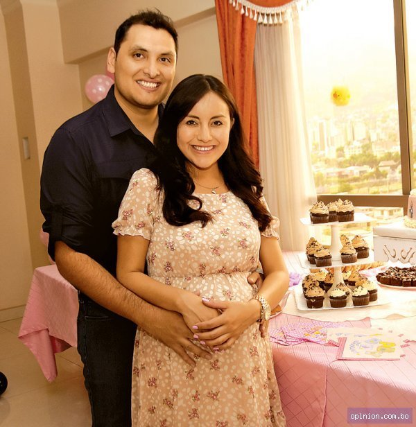 BABY SHOWER  IRACELY RAMÍREZ