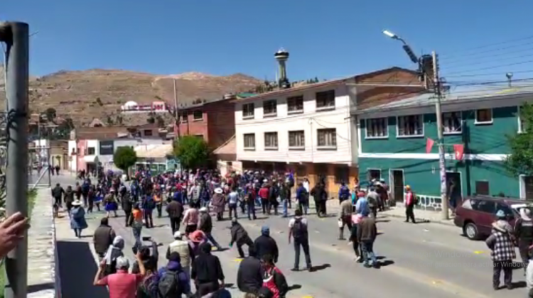 Potosí decide radicalizar sus protestas por el litio