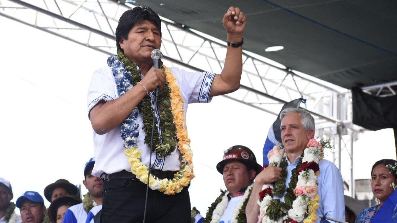 Minuto a minuto: Elecciones presidenciales en Bolivia