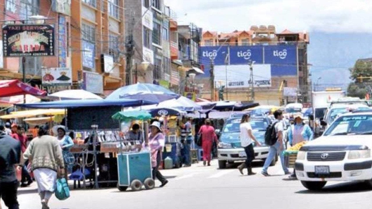Quillacollo Entra Manana En Cuarentena Total Se Cierran Bancos Y Mercados Cochabamba Opinion Bolivia