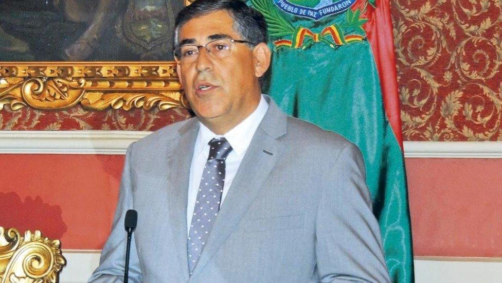 El presidente de la Cámara Nacional de Industrias (CNI), Ibo Blazicevic.