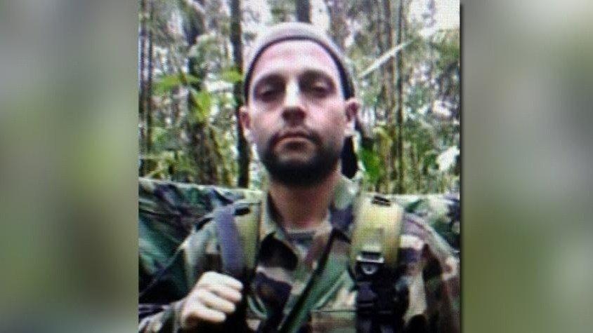 Felcc de Santa Cruz identifica a herido como guerrillero de las FARC