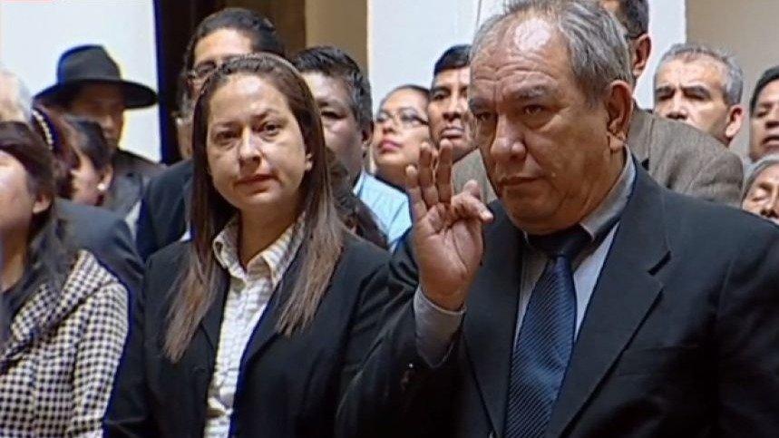 José Luis Rivero Sandoval es el nuevo presidente interino de YPFB