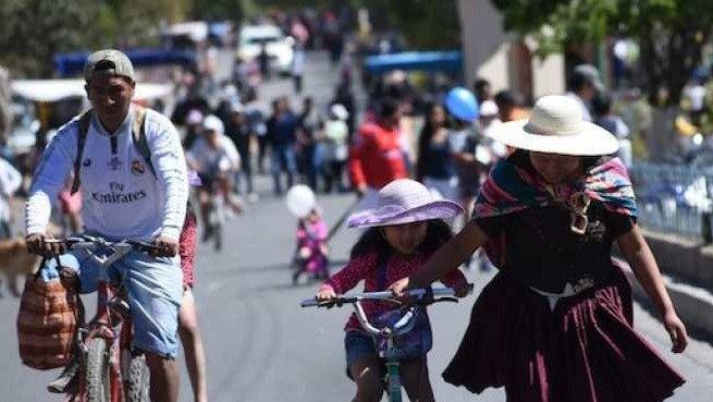 Alcaldía anuncia permisos para el Día del Peatón desde el domingo -  Cochabamba - Opinión Bolivia