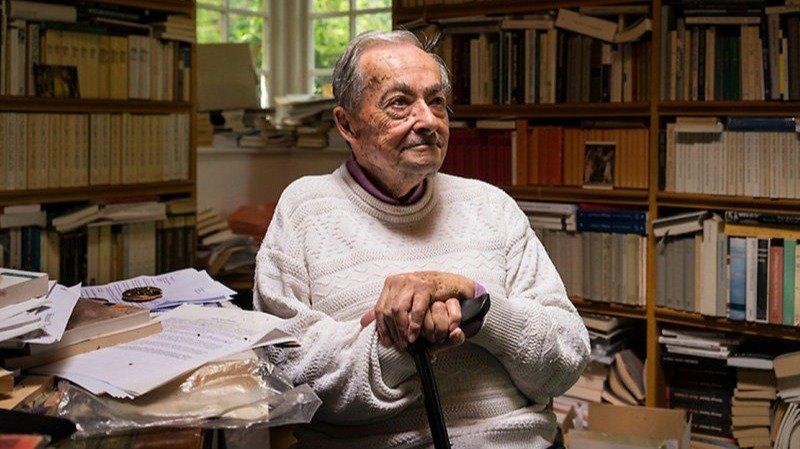 Fallece el crítico literario y académico George Steiner
