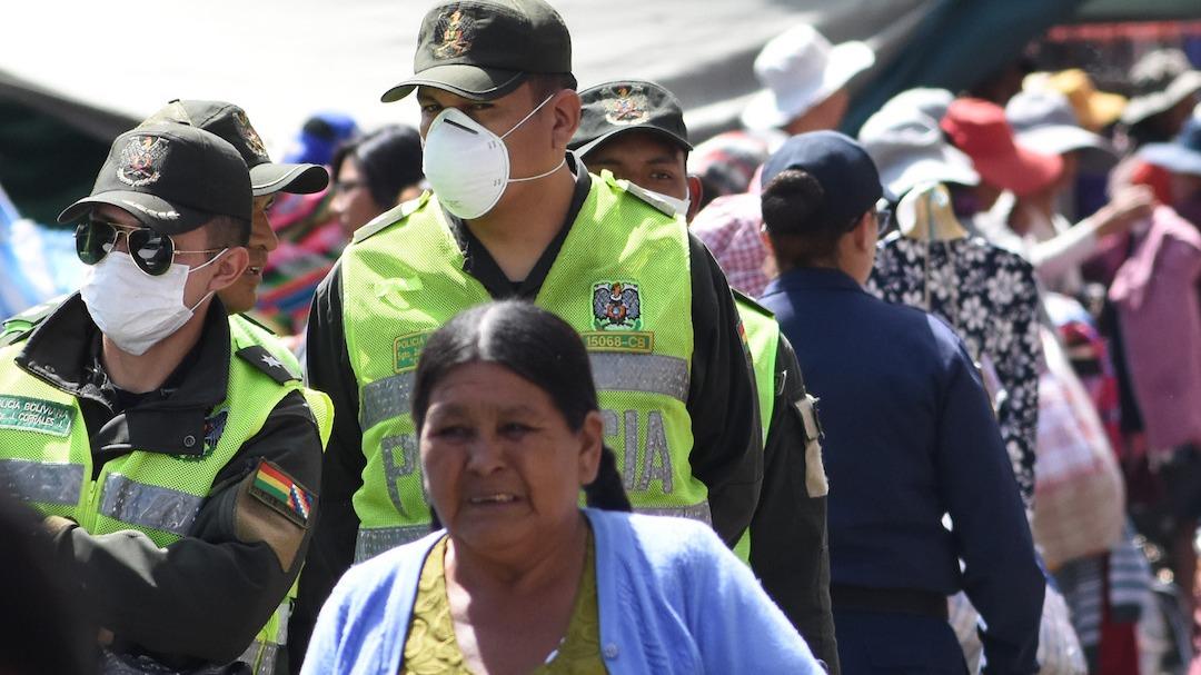 Estados Unidos apoya a Bolivia contra el COVID-19 con Bs 5.1 ...