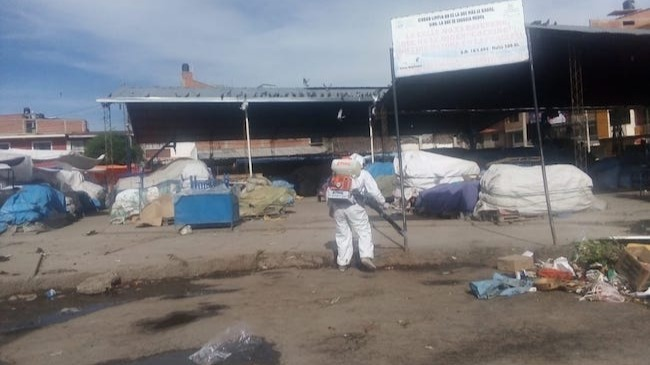 Quillacollo Reporta Noveno Dia De Silencio Epidemiologico Cochabamba Opinion Bolivia