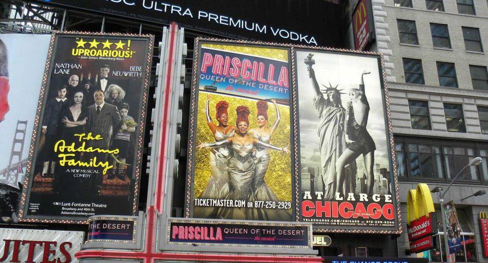 ¡Broadway regresa hasta enero del 2021!