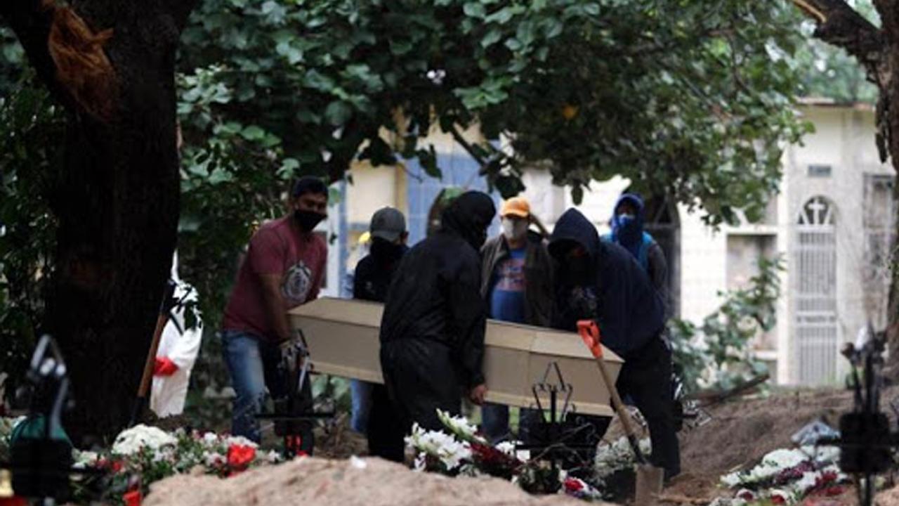 Los cementerios se llenan en Santa Cruz, la ciudad más afectada por la COVID-19  - El País - Opinión Bolivia