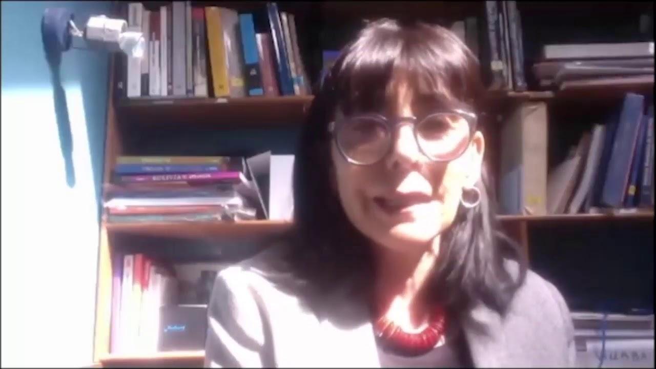 La historiadora Rossana Barragán.