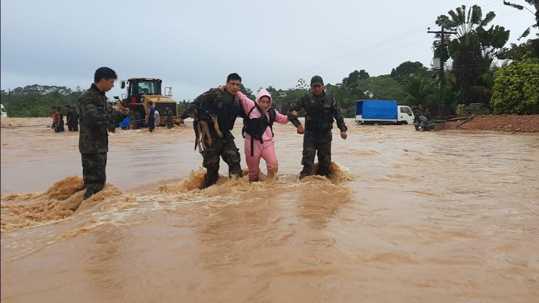 Suspenden salidas de buses al oriente por desbordes de ríos en Chimoré e  Ivirgarzama - Cochabamba - Opinión Bolivia