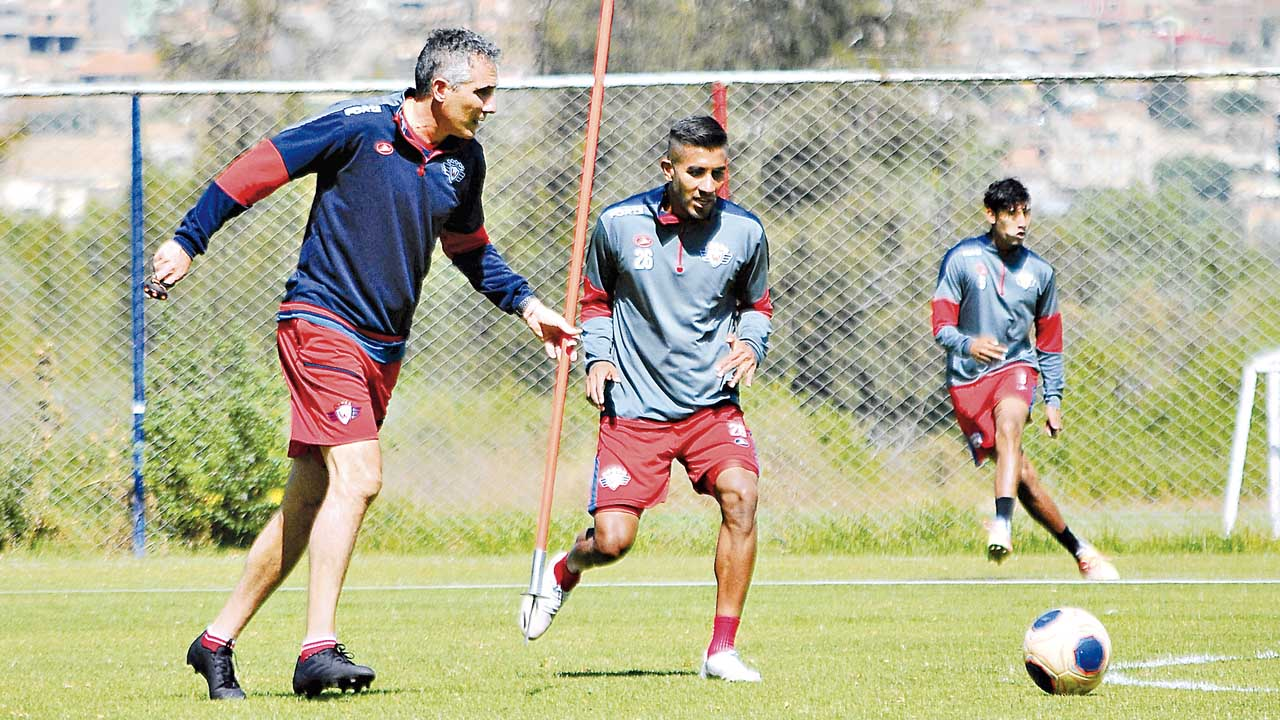 Wilster, with all his arsenal to surprise in Sarandí – Sports