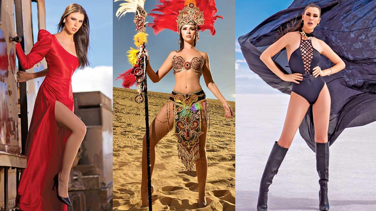 Lenka Nemer no logra entrar al top 20 del Miss Universo y termina el sueño  boliviano - El País - Opinión Bolivia