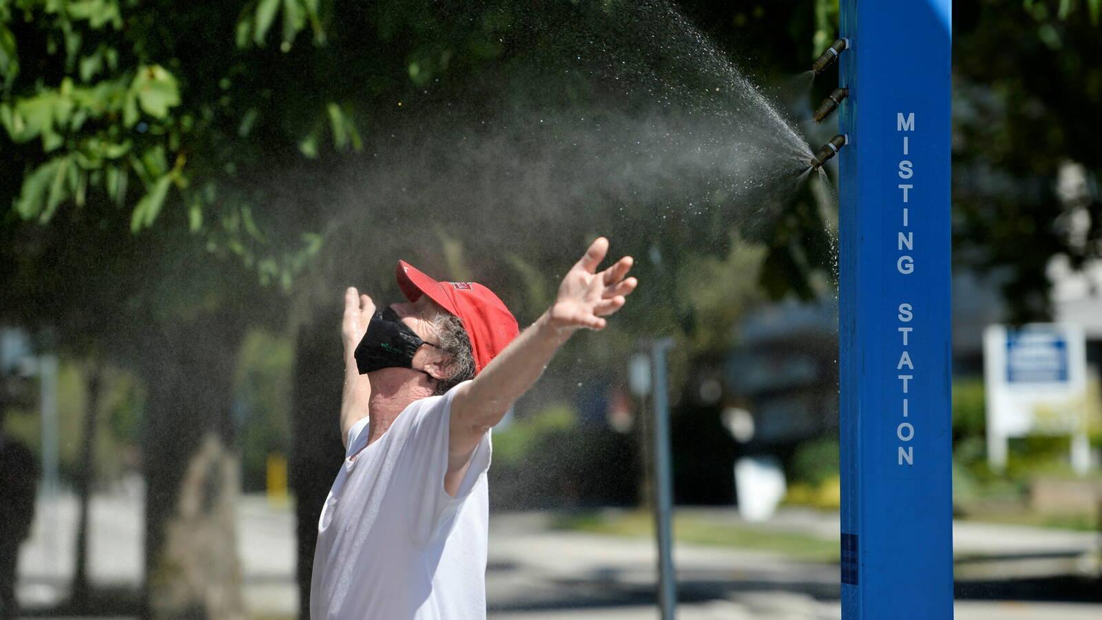 Canadá eleva a centenares las muertes causadas por la ola de calor - Mundo  - Opinión Bolivia