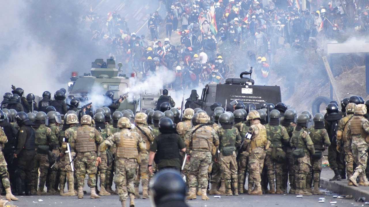 Investigan muertes en Sacaba y Senkata; Áñez suma 7 procesos - El País -  Opinión Bolivia