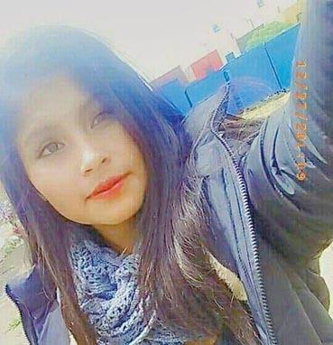 Marlene Puma, la joven que perdió la vida en el accidente de Chataquila. FACEBOOK